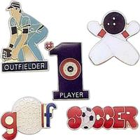 Stock Pins - Sports theme